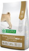 Nature's Protection Weight Control Sterilised Adult All Breeds