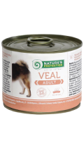 Nature's Protection Adult Dog Veal