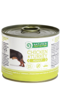 Nature's Protection Adult Dog Chicken & Turkey