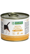 Nature's Protection Adult Dog Beef & Turkey