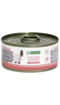 Nature's Protection Adult Cat Chicken & Cheese