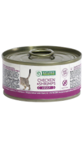 Nature's Protection Adult Cat Chicken & Shrimps
