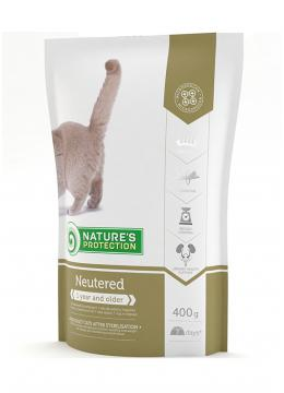 Nature's Protection Adult Cat Neutered