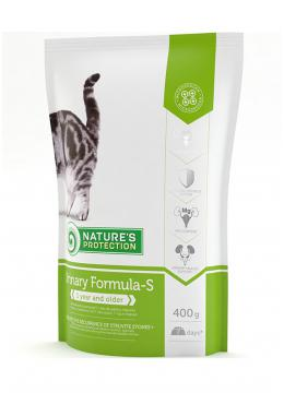 Nature's Protection Adult Cat Urinary Formula-S