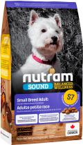 Nutram S7 Sound Balanced Wellness Small Breed Adult