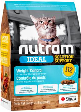 Nutram i12 Ideal Solution Support Weight Control