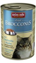 Animonda Brocconis Cat курица с сайдой
