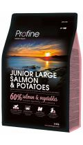 Profine Dog Junior Large Breed Salmon & Potatoes