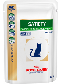 Royal Canin Satiety Feline влажный