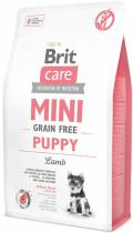 Brit Care Grain-Free Puppy Mini Breed Lamb