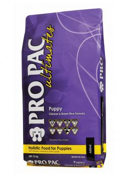 Pro Pac Chicken & Brown Rice Puppy All Breeds