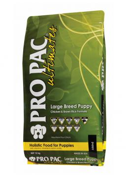 Pro Pac Chicken & Brown Rice Puppy Large Breed