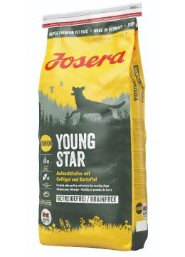 Josera Dog Young Star без злаков для щенков