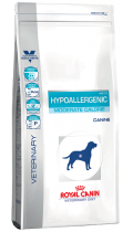 Royal Canin Hypoallergenic Moderate Calorie Canine сухой