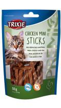 Trixie Premio Chicken Mini Sticks лакомство с курицей и рисом