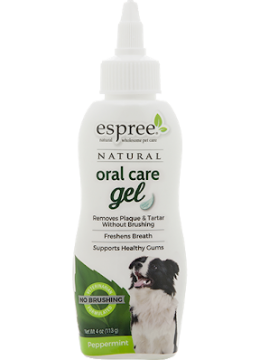 Espree Dog Oral Care Gel - Peppermint Гель для зубов