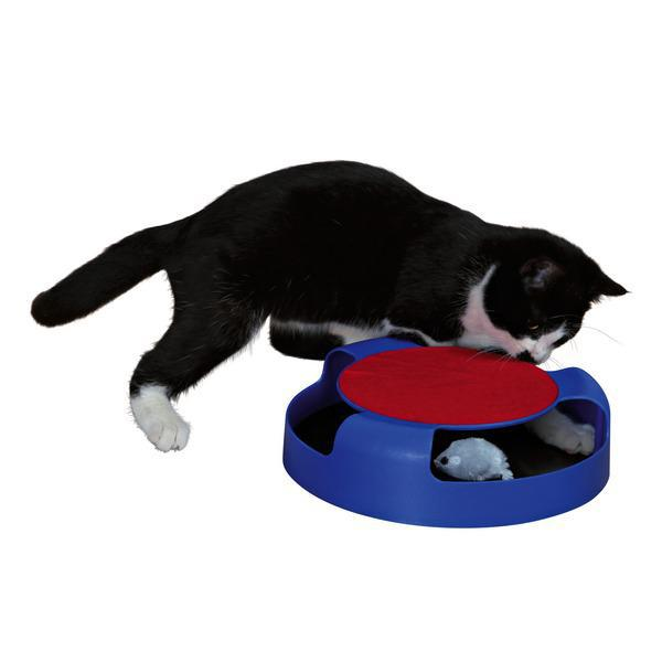 Grreat choice mouse ball cat toy