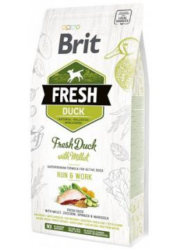Brit Fresh Duck & Millet Sport