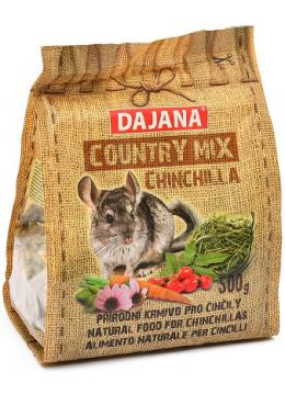 Country Mix Chinchilla Корм для шиншилл
