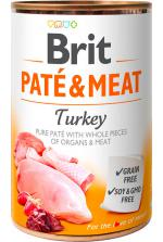 Brit Patе & Meat Turkey с индейкой