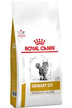 Royal Canin Urinary S/O Feline Moderate Calorie сухой