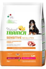 Trainer Natural Sensitive Medium&Maxi Puppy&Junior Duck