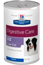 Hill's PD Canine I/D Loaw Fat влажный