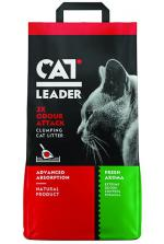 Cat Leader 2xOdour Attack Fresh комкующийся