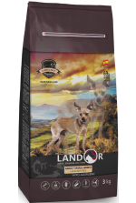 Landor Small  Breeds Lamb&Rice
