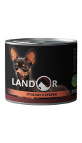 Landor Small Breed Lamb & Rabbit