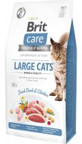 Brit Care Grain-Free Adult Cat Large cats Power & Vitality