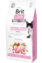 Brit Care Grain-Free Adult Sterilized Sensitive