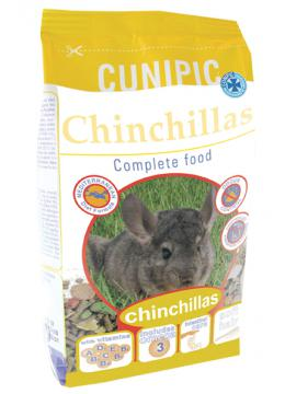 Cunipic Chinchilla Корм для шиншилл