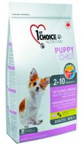 1st Choice Puppy Toy & Small Breeds Healthy Skin & Coat