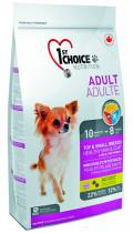 1st Choice Adult Skin & Coat Sensitive - Small & Toy Breeds