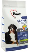1st Choice Senior 6+ Medium & Large Breeds