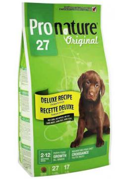 Pronature Original Puppy Deluxe All Breeds с курицей