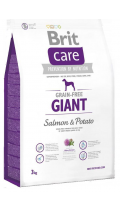 Brit Care Grain-Free Giant Breed Salmon & Potato