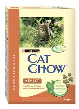 Cat Chow Adult с курицей в зоомагазине PetChoice