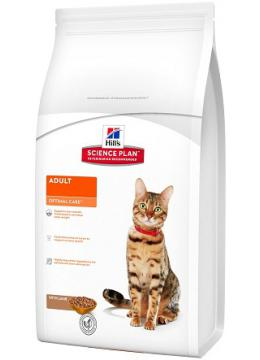 Hill's SP Feline Adult Optimal Care с ягненком