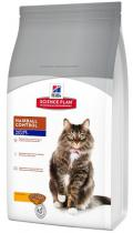 Hill's SP Feline Mature Аdult 7+ Hairball Control с курицей