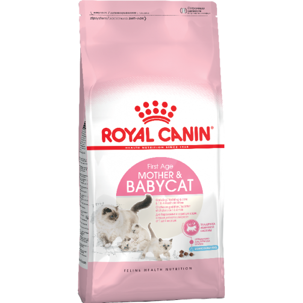 Корм ROYAL CANIN Mother and Babycat 400g 62326 / 681104