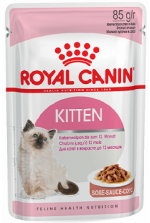Royal Canin Kitten в соусе