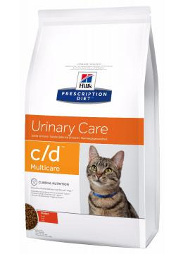 Hill's PD Feline C/D Multicare с курицей