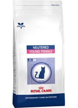Royal Canin Neutered Young Female Feline сухой