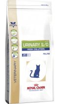 Royal Canin Urinary S/O High Dilution Feline сухой