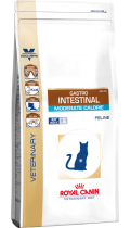Royal Canin Gastro Intestinal Moderate Calorie Feline сухой