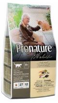 Pronature Holistic Cat Senior с океанической белой рыбой и диким рисом