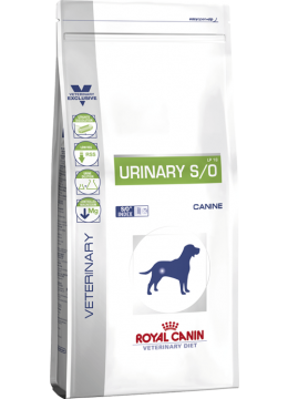 Royal Canin Urinary S/O Canine сухой