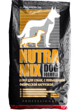 Nutra Mix Dog Formula Professional